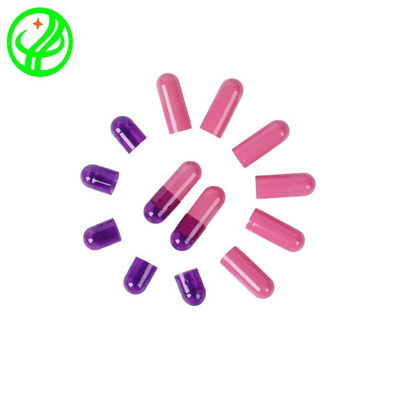 紫色透明粉红色