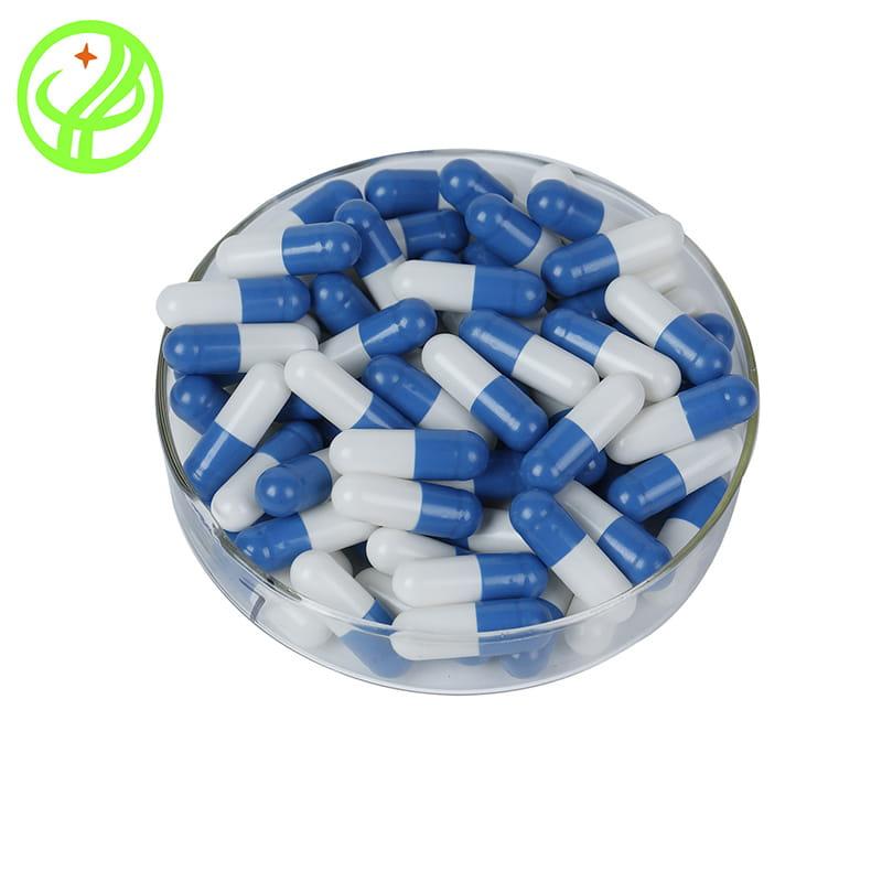 HPMC胶囊-蓝白