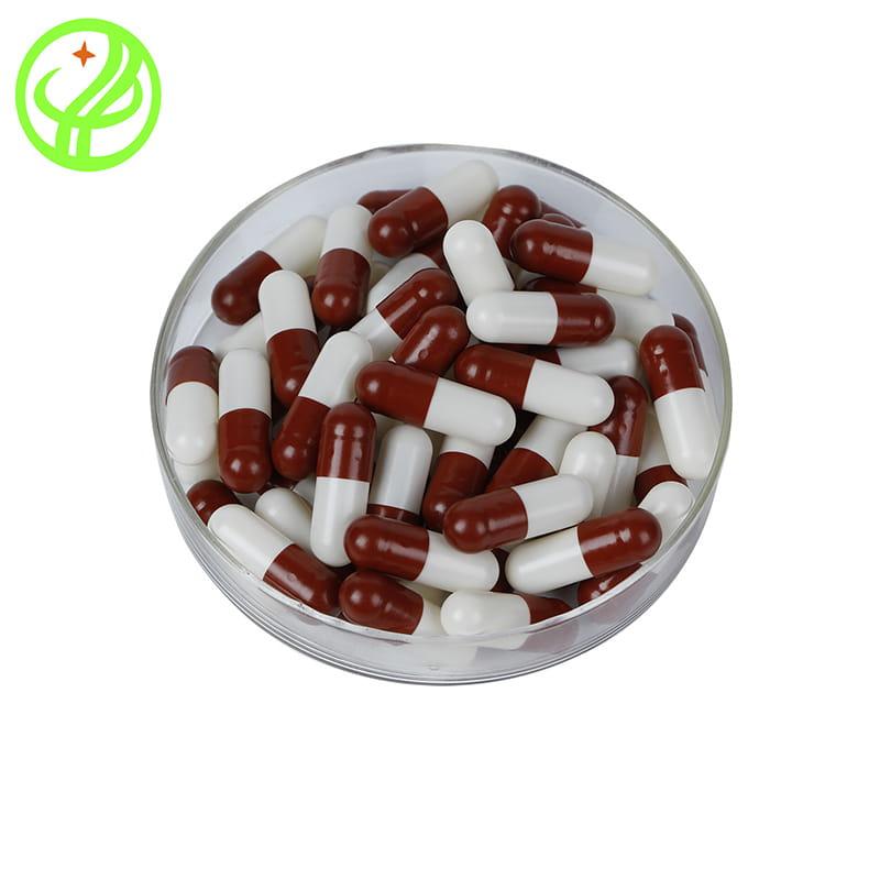 HPMC胶囊-红白