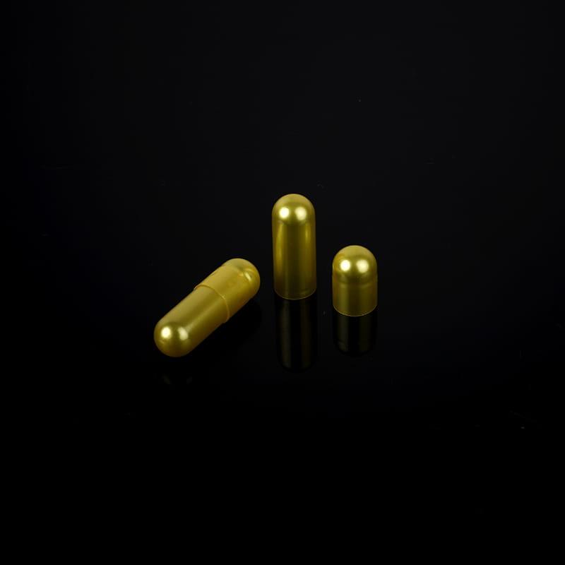 珍珠胶囊-黄色