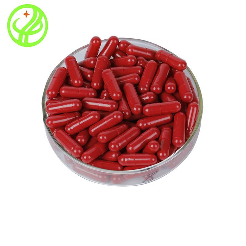 HPMC胶囊-红色