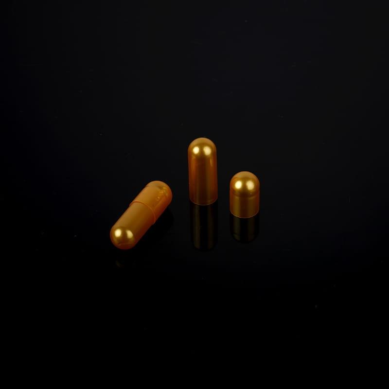 珍珠胶囊-金色